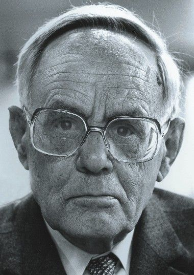 Karl Rahner, S.J., Council peritus (expert) and noted theologian