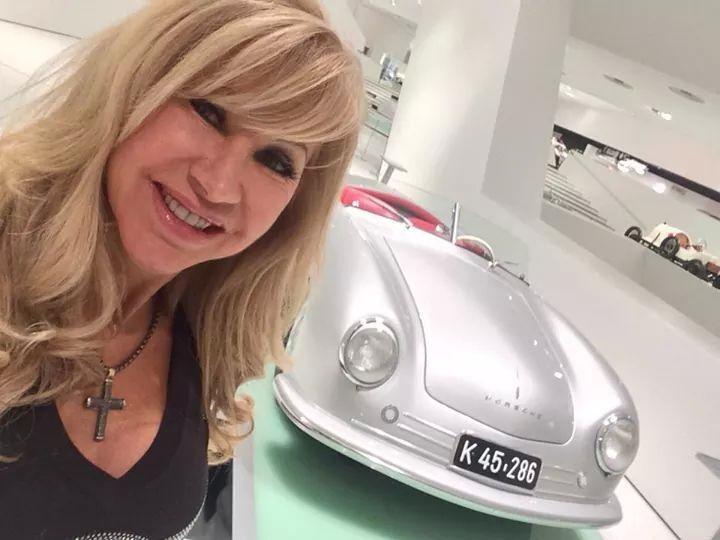 #Carmen #Geiss im #Porsche #Museum #Zuffenhausen