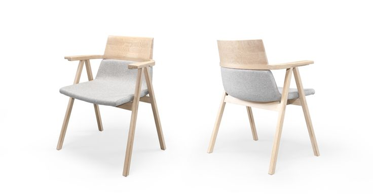 #Pensil chair from #wewood, unique piece for your dining room! #chairs #solidwood #armchair#woodframe #diningroom #wewood