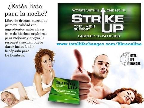 Eficaz Potenciador tanto para hombres como mujeres.  http://www.totallifechanges.com/libreonline