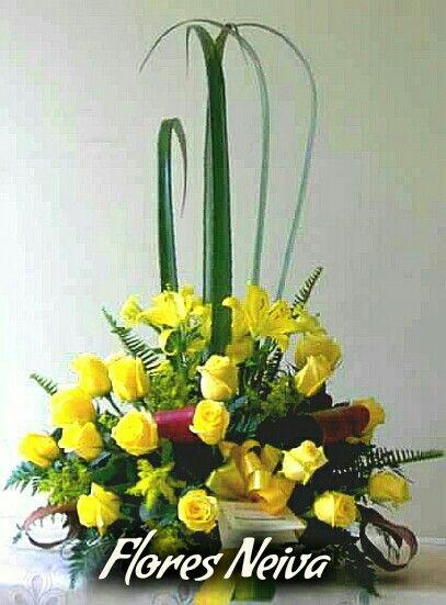 Decora tu vida y la de tu ser querido con Flores Neiva. 3153335017 -3124807776