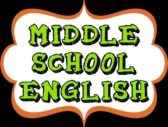 All the Middle School English Ideas you can handle. Check it out!