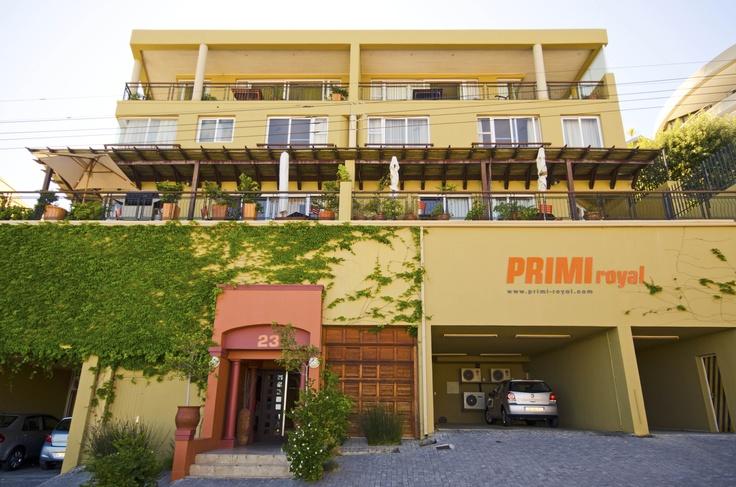 Primi Royal Hotel - Camps Bay
