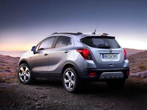 Отзывы об Opel Mokka (Опель Мокка)