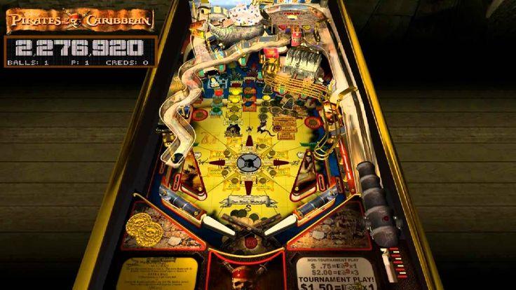 Pirates of the Caribbean, Stern Pinball, July 2006, gameplay