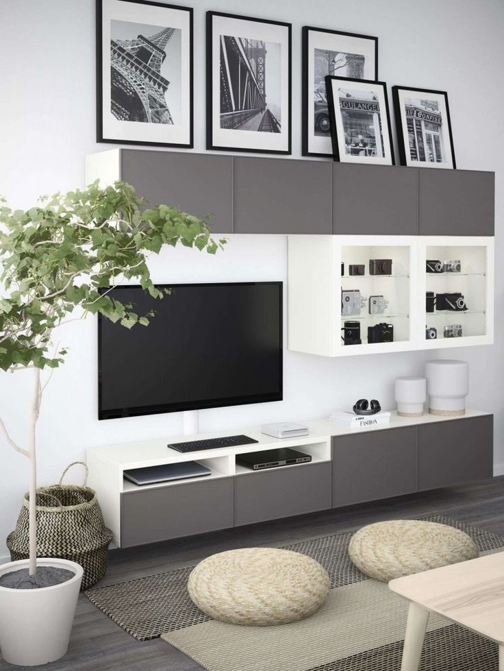 lovely ikea living room | 28 Lovely Ikea Wood Coffee Table 2020 | Ikea living room ...