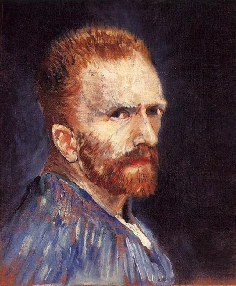 Vincent van Gogh, Self Portrait - Paris - Summer - 1887. on ArtStack #vincent-van-gogh #art