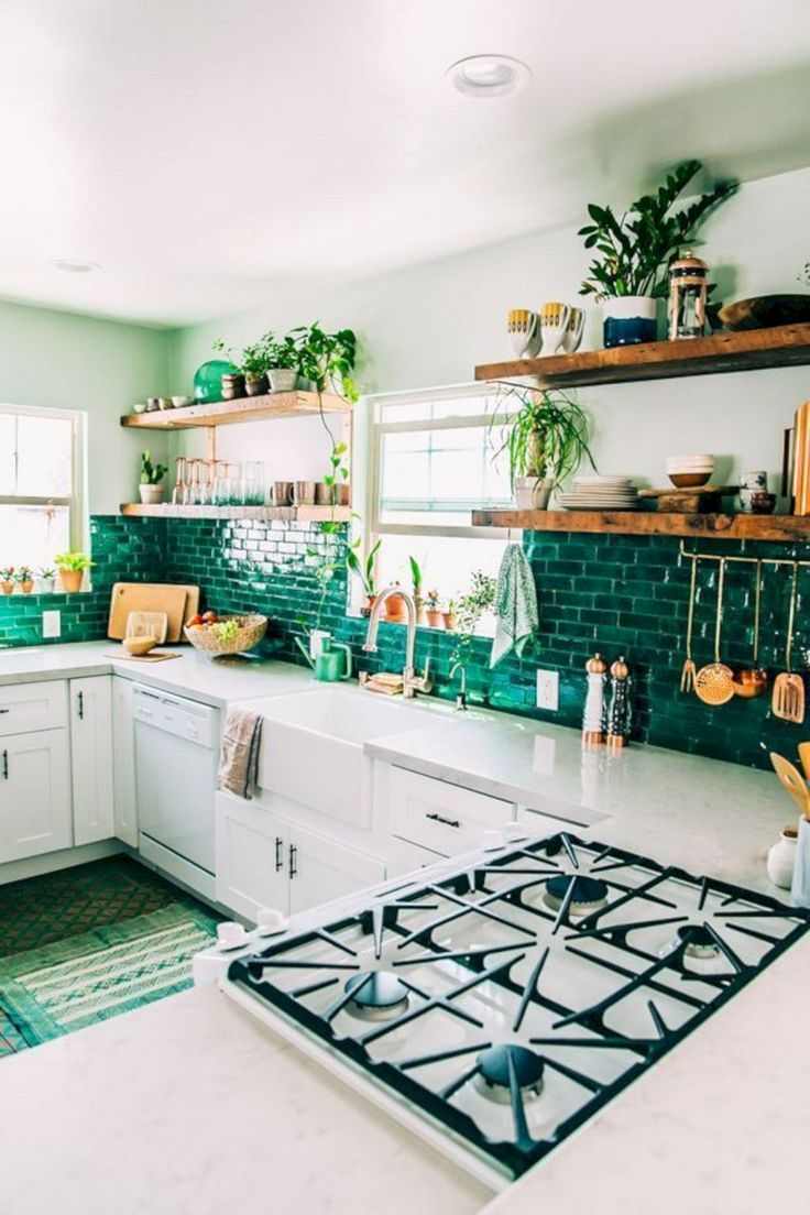 30+ Most Beautiful Bohemian Kitchen Decor For Cozy Kitchen Inspiration