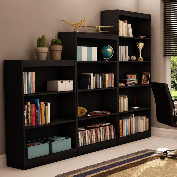 Shop Wayfair for Black Bookcases to match every style and budget. Enjoy Free Shipping on most stuff, even big stuff.