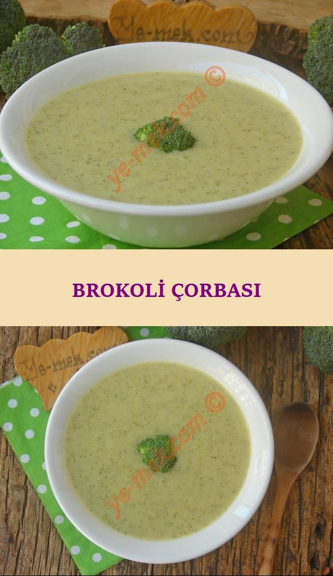 Brokoliyi Sevmeyenlerin Bile Bayila Bayila Ictigi Yemek Tarifleri Brokoli Yemek