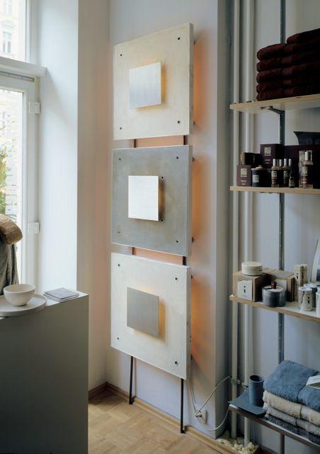 29 besten Beton \/ Concrete Design Bilder auf Pinterest - designer heizk rper wohnzimmer