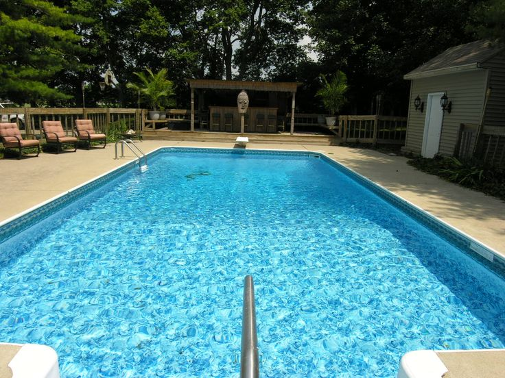 35 best in ground pool designs images on pinterest | pool designs