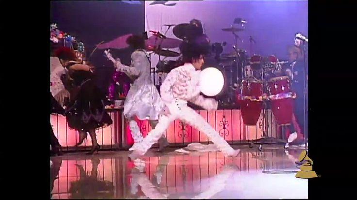 Prince's GRAMMY Memories