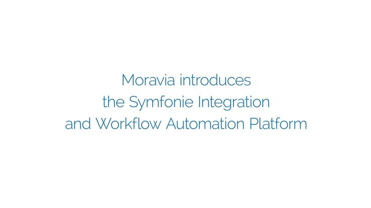 Moravia Introduces the Symfonie Integration and Worflow Platform: Every global platform is unique - different goals, managements styles or starting points. Therefore Moravia created Symfonie... #moraviait #integration #translation #localization