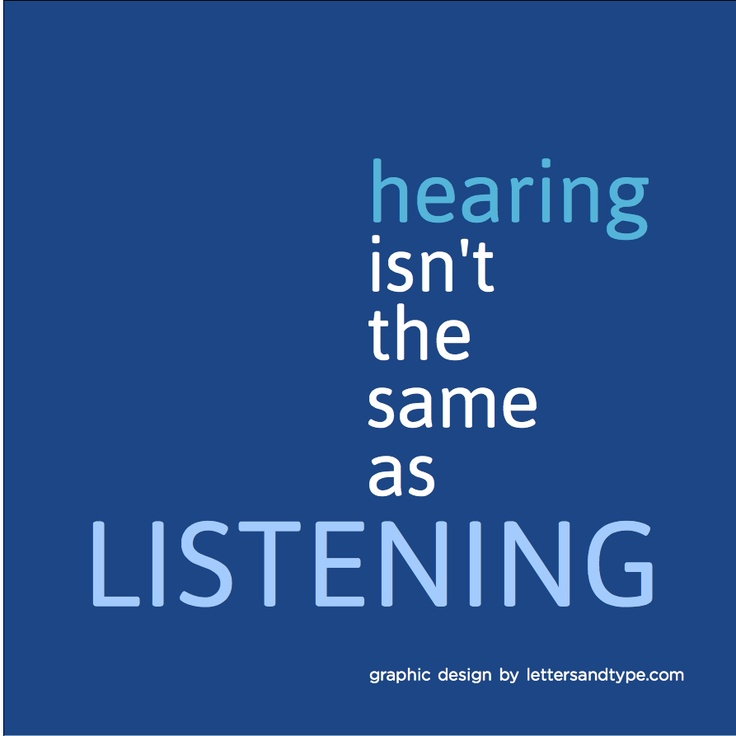 9 best hebrew images on pinterest languages scripture verses and hearing isnt the same as listening do you listen to your fears fandeluxe Choice Image