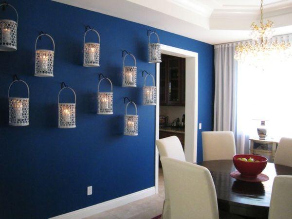 Die besten 25+ Hängende laternen Ideen auf Pinterest Eisen-wand - dekorationsideen wohnzimmer braun