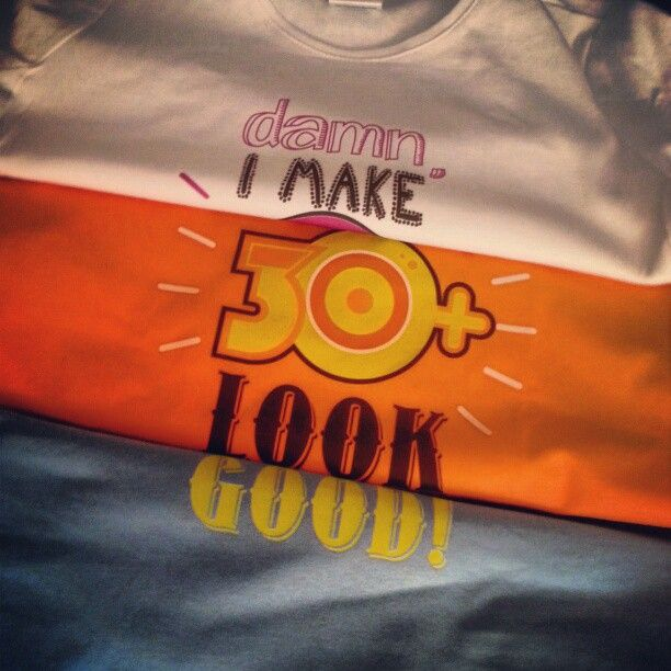 just pick your color http://30rocks.ro/2013/damn-we-make-30-look-good/