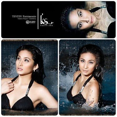 """The Power of Beauty    Global Fusion Inc. brings you the new face of their Kaolin Sea Exclusive line, Tin Patrimonio. Dubbed as the """"Captains Daughter of Quezon City"""", Tin is not only known for being the eldest daughter of a former Philippine Basketball Association player, Mr. Capt. Alvin Patrimonio.. (The Best) , she has also proven that she alone has made a name for herself. Her strength and strong personality gained her not just a celebrity spot in the Pinoy Big Brother Unlimited"""