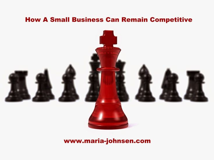How Small Business Can Remain Competitive  | Multilingual SEO Blog