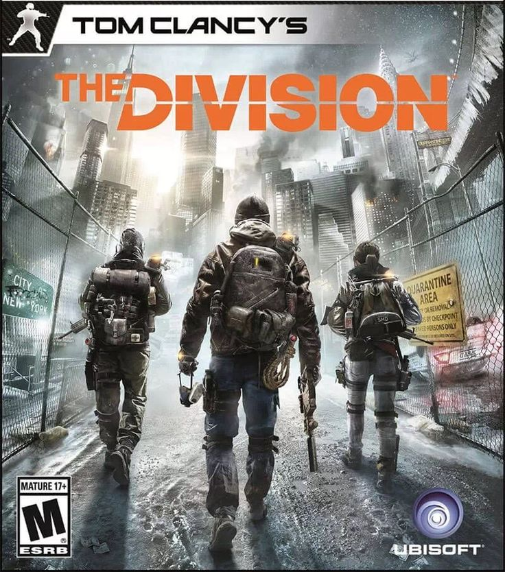 Tom Clancy's The Division Giveaway