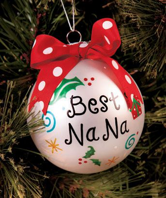 Best Grandparent Ornaments