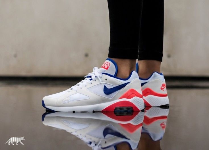 Nike Air Max 180 OG - Grailify Sneaker Releases | Chaussures de ...