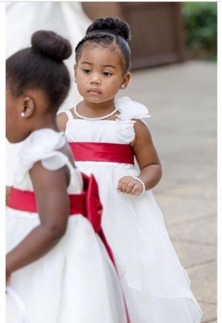 Wedding hairstyles for kids flower girls black 52+ Super ideas