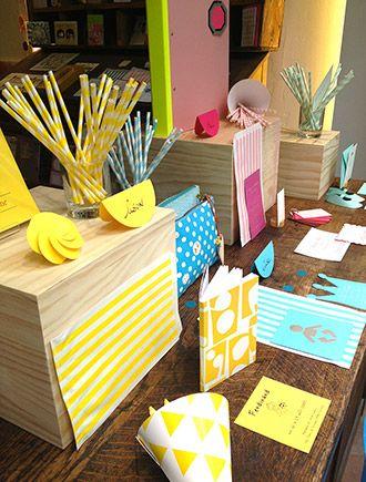 Décoratrice en boutiques et stand exposition, visuel merchandiser à Lyon