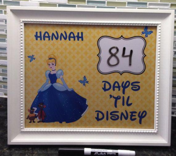 Disney Countdown  Disneyland Countdown  by CarolinaPineapple