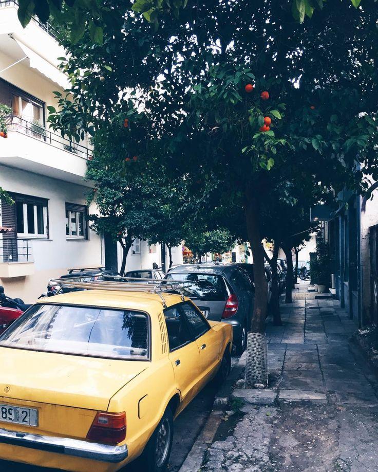 Street of Athens, get our city guide for Athens http://www.pop-upguide.com/greece/athens-city-guide/