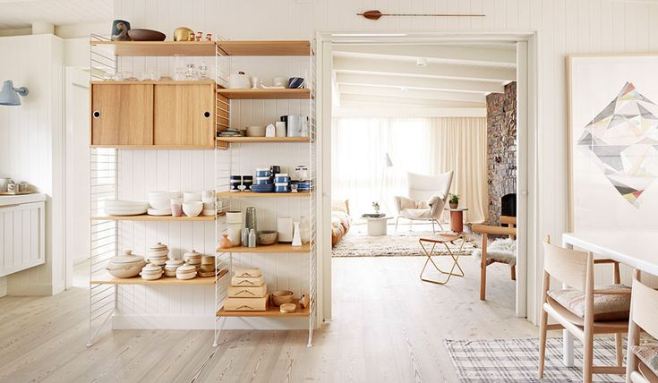 The home of Simone Haag, shot by Eve Wilson for Haymes Paint.