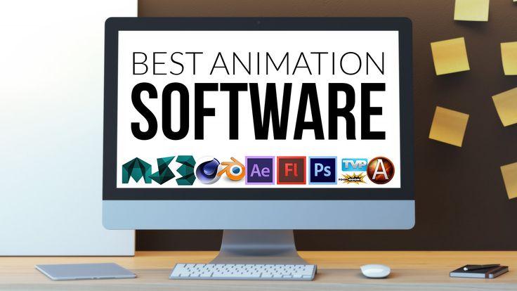 Best Animation Software