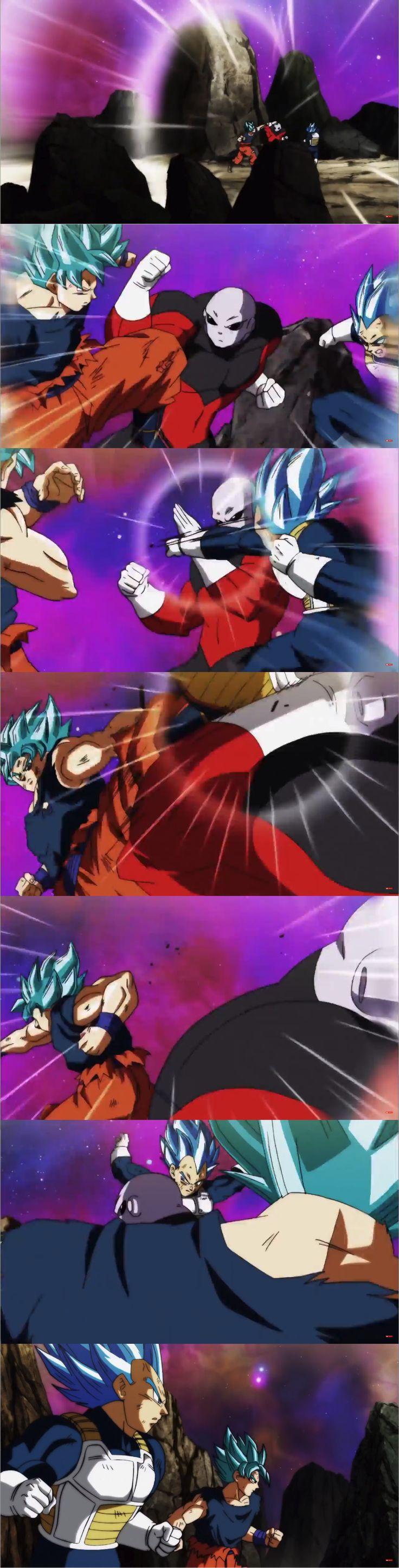Dragon Ball Super (Goku. Vegito)
