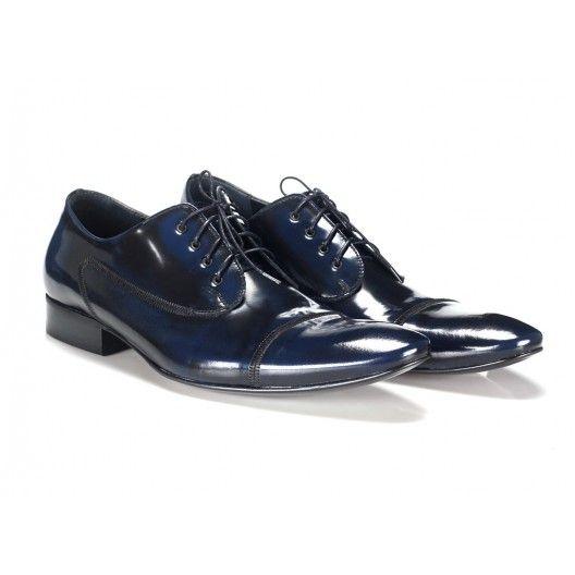 Pravé talianske kožené topánky COMODO E SANO - fashionday.eu
