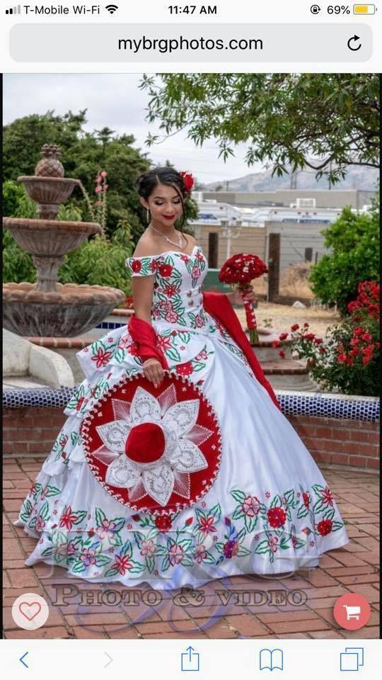Navy Blue Oaxacan Dress Cotton Mexican Dress Boho
