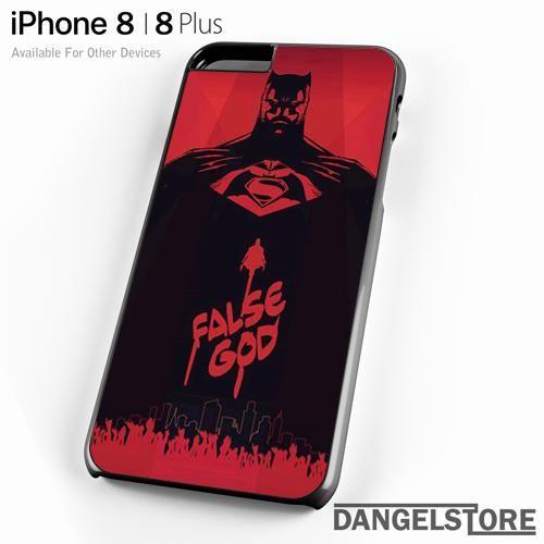 Batman V Superman False God For iPhone 8 | 8 Plus Case
