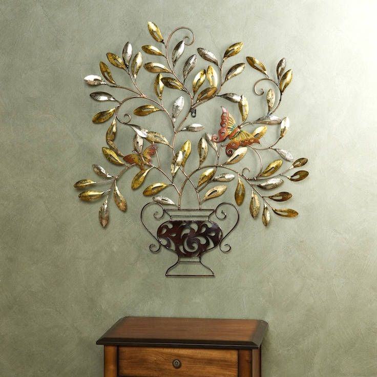 Fingers crossed that I'll be able to afford something like this: Metal Walls, Butterflies, Wall Sculptures, Butterfly Wall Art, Metal Wall Art, Lighthearted Style
