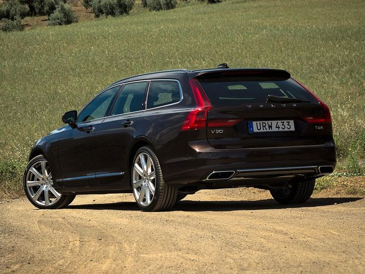 New Volvo V90 Is Probably The Best Wagon On The Market
