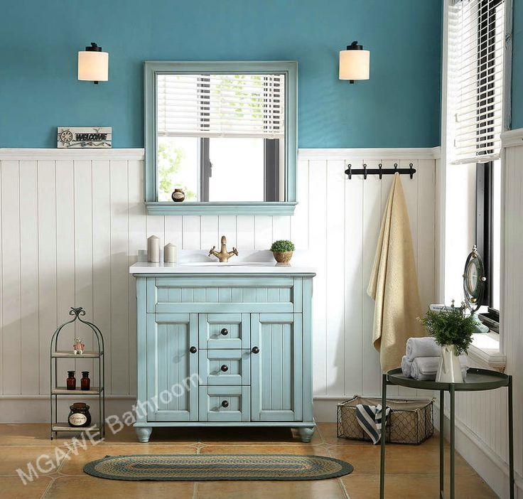 253 best modern solid wood bathroom cabinet images on Pinterest
