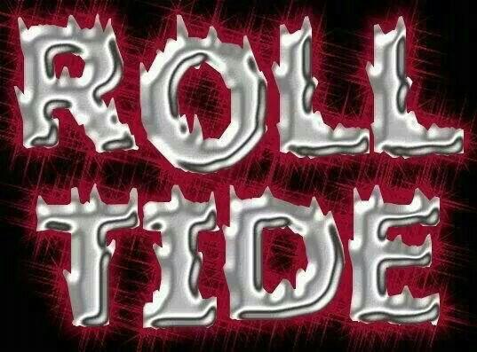 ♥Roll Tide