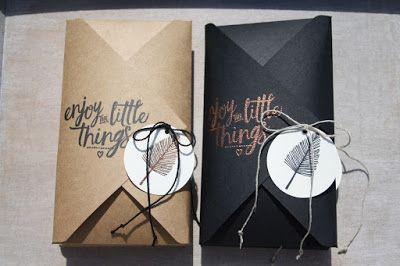 Danielas Stempelwelt: Kleine Geschenke