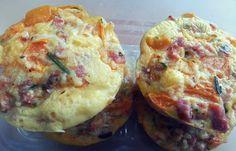 Eiermuffins sind super lecker, extrem einfach zuzubereiten und eignen sich perfekt als Snack für unterwegs oder als Mittagessen auf der Arbeit. Sie halten sich problemlos 2-3 Tage im Kühlschrank und schmecken warm als auch kalt – einfach so oder mit Salat als Beilage – ganz wie du es magst. Und: Langeweile kommt kaum auf, sie...Read More