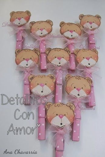 Detallitos baby shower!! https://www.facebook.com/pages/Detallitos-con-amor/226388200757614