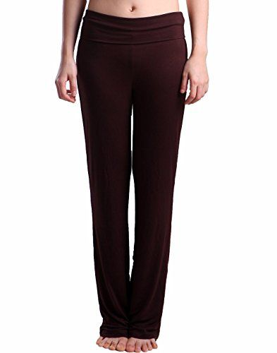 HDE Women's Fold Over Waist Yoga Lounge Pants Flare Leg W... https://www.amazon.com/dp/B01ENTFIA0/ref=cm_sw_r_pi_dp_x_A9yGyb4CMW6WD