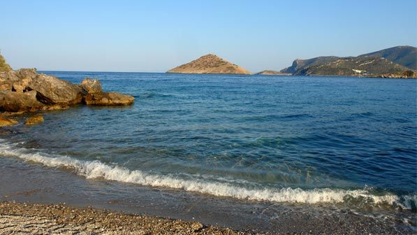 Porto Rafti, my home away from home