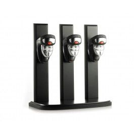 Bar Butler 3 bottle alcohol dispenser, I could use this at home to entertain.