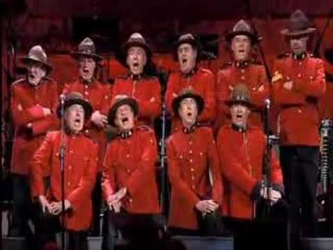 """The Lumberjack Song  classic monty python as performed at """"The Concert for George"""" -- Tom Hanks is in the front row on the right"""