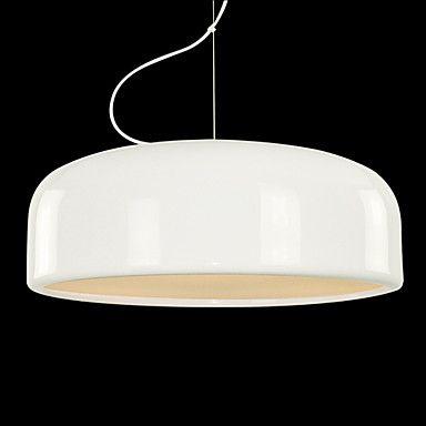European-Style Minimalist 1 Light Pendant  – AUD $ 180.57