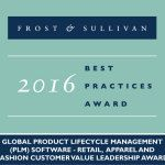 Frost & Sullivan Recognizes Centric Software as the Global Customer Value Leader in the Retail, Apparel, and Fashion Market