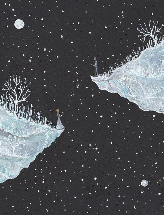 Fine Art Print-The Passage of Starlight by elisemahanfineart